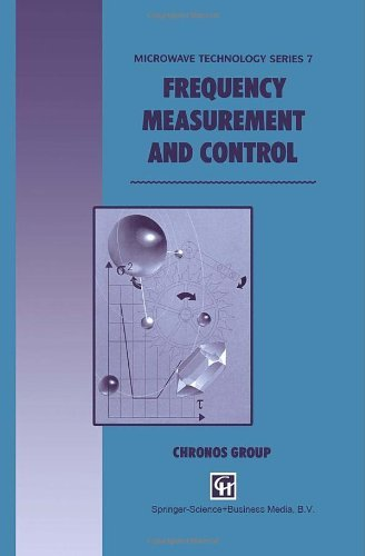 Frequency Measurement And Control (Microwave And Rf Techniques And Applications)
