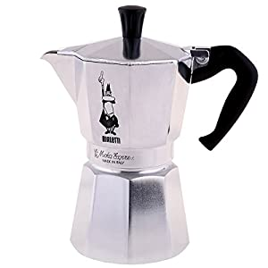 Bialetti moka express plata cafetera italiana amazon - Cafetera express amazon ...