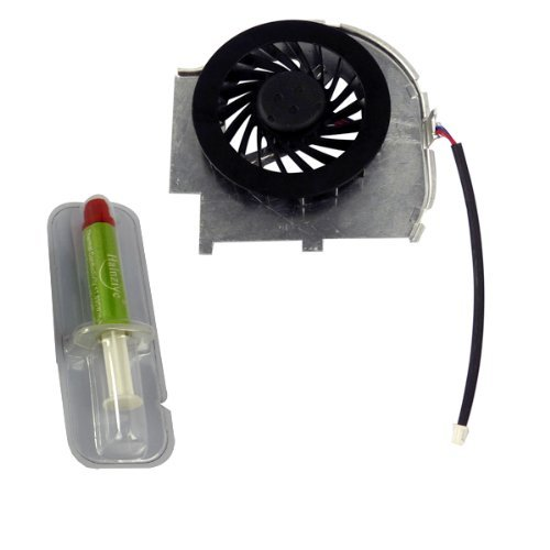 Brainydeal Cpu Cooling Fan For Ibm Levono Thinkpad T60 Laptop W/Thermal Paste Grease