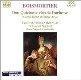 Don Quichotte Chez La Duc J.B. De Boismortier