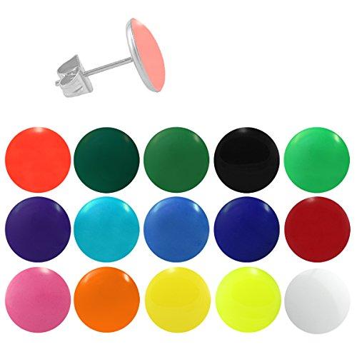 chirurgenstahl-ohrstecker-emaille-ohrringe-edelstahl-farbe-leuchtend-rot-grosse-6-mm