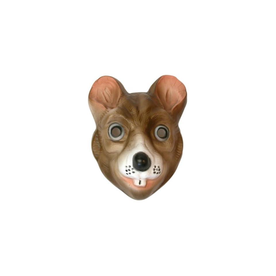 Pams Childrens Farm Animal Masks Rat Face Mask on PopScreen