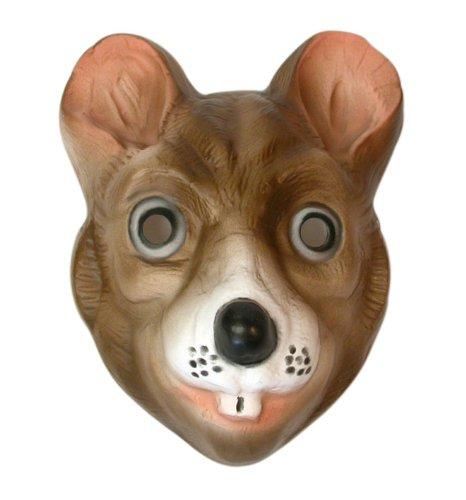 Opiniones de Childrens Farm Animal Masks   Rat Face Mask