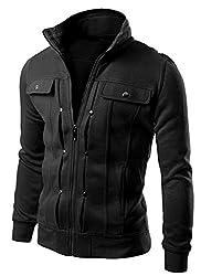Integrity's home Men Hoody Hoodie Pullover Sweatshirt hooded Jacket Outwear Coat