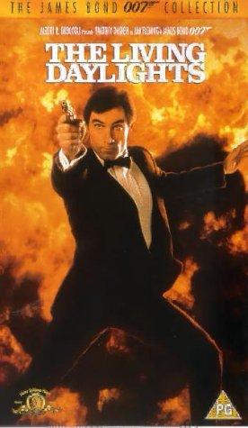 James Bond 007 - The living daylights [VHS] [UK Import]