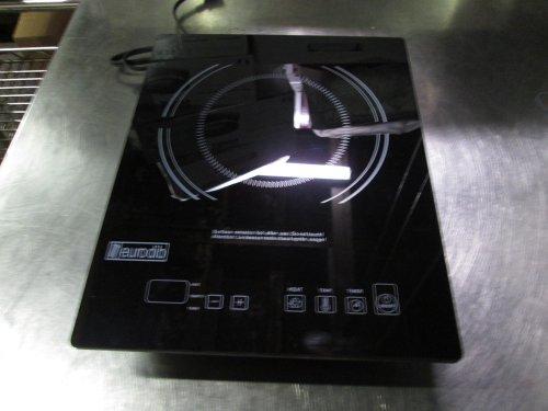 Cooktop, Single Induction, 1600-Watt/120-Volt