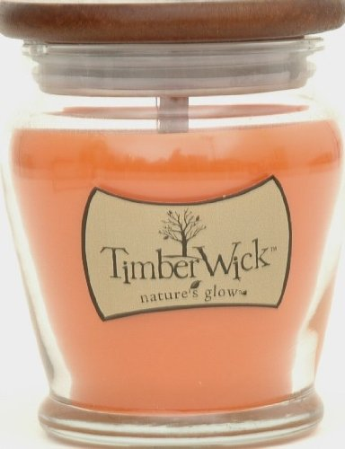 TimberWick Warm Gingerbread Soy Candle