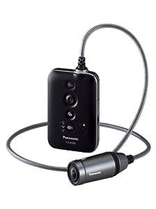 Panasonic ウェアラブルカメラ ブラック HX-A100-K