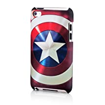 Marvel Captain America Shield Clip Case for iPod touch 4