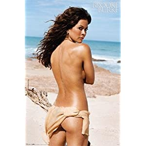 brooke burke topless