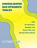 img - for Consolidated Gas Dynamics Tables book / textbook / text book
