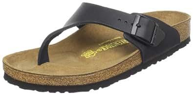 Birkenstock Unisex Como Thong Sandal,Midnight,46 M EU