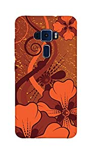 SWAG my CASE Printed Back Cover for Asus ZenFone 3 ZE520KL