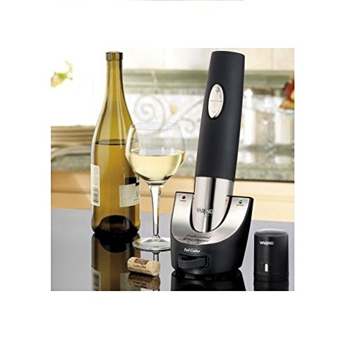 Waring Pro Professional Cordless Wine Opener and Vacuum Sealer (Vacuum Sealer Waring Pro compare prices)