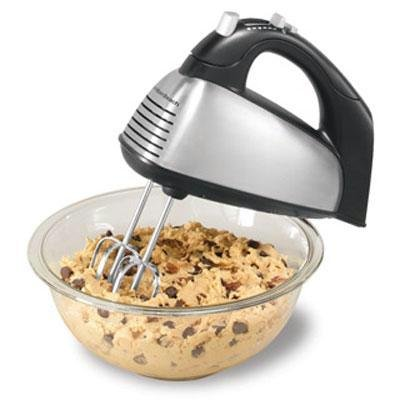 Hamilton Beach Hb Classic 6 Speed Hand Mixer (62650) - front-257785