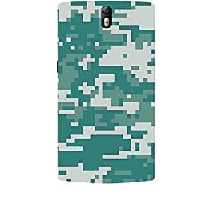 Skin4gadgets CAMOUFLAGE PATTERN 2 Phone Skin for ONE PLUS ONE