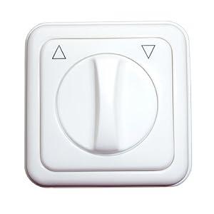 rolladenschalter knebelschalter mit rast und tastfunktion f r rollladen und jalousie ap. Black Bedroom Furniture Sets. Home Design Ideas