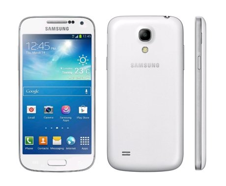Samsung GALAXY S4 mini LTE - GT-I9195 (Unlocked, 8GB, White Frost) [並行輸入品,SIMフリー]