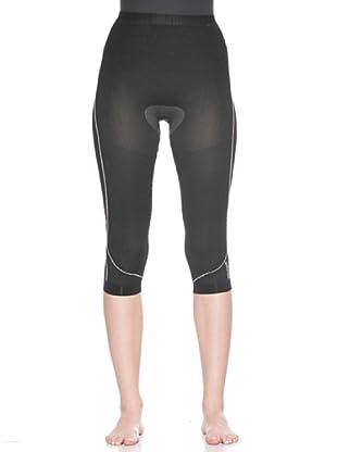 Salewa Pantalón de Chándal Seamless W 42067 (Negro)
