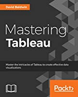 Mastering Tableau Front Cover