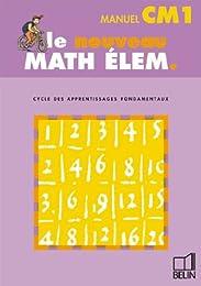 Le  nouveau math élém.