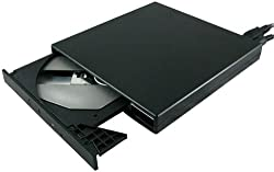 NEW 24x USB external CD-ROM CDROM drive for Acer Aspire One, BLACK