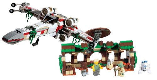 LEGO Star Wars 4502: X-Wing Fighter