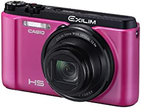 CASIO デジタルカメラ EXILIM EXZR1100VP 自分撮りチルト液晶 1610万画素 光学12.5倍ズーム EX-ZR1100VP ビビッドピンク
