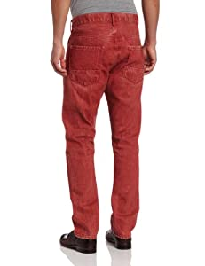 2875d811593 7 For All Mankind Men s The Straight Modern Straight Leg Jean in Ecru  Selvage at Amazon
