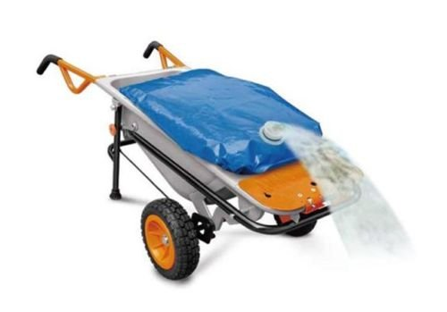 WA0229 WORX Water Hauler Accessory for AeroCart WG050 (Trash Can Hauler compare prices)