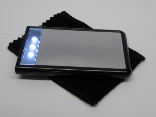 Travel Lighted Mirror front-1075903