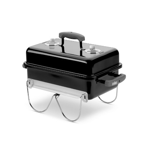 Weber 121020 Go-Anywhere Charcoal Grill (Best Weber Bbq compare prices)