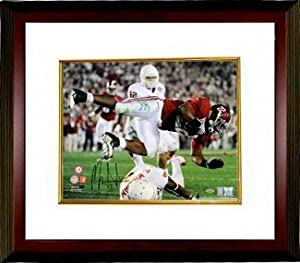 Mark Ingram Autographed Hand Signed Alabama Crimson Tide 16X20 Photo Custom Framed-... by Hall of Fame Memorabilia