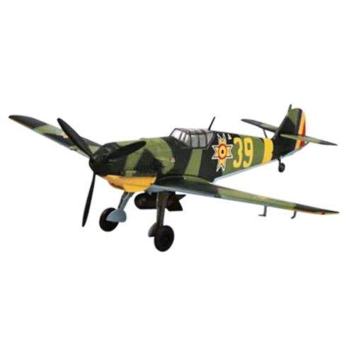 messerschmitt-bf-109e-3-romania-air-force-172-easy-model-plastic-model-kit-jet-by-daron-worldwide