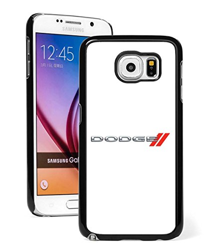 Samsung Galaxy Note 5 Case, Dodge Emblem 2 Drop Protection Never Fade Anti Slip Scratchproof Black Hard Plastic 3D Case (Galaxy Note 3 Dodge Case compare prices)