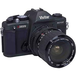 Vivitar v3800n 35mm slr camera manual download