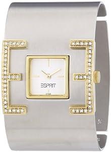 Esprit Women's E-Motion Watch ES101712002 Silver-Gold
