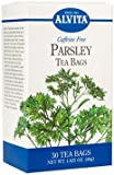 Alvita Parsley Caffeine Free 30 Tea Bags
