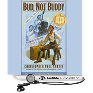 amazoncom bud not buddy audible audio edition