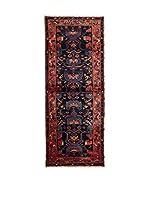 CarpeTrade Alfombra Persian Arzan (Negro/Multicolor)