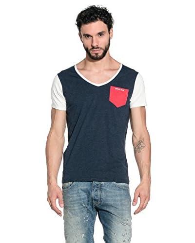 Armani Jeans T-Shirt Manica Corta A6H34-Zx Ps [Grigio Scuro]
