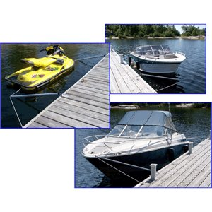 Dock Edge Mooring Arm-4'