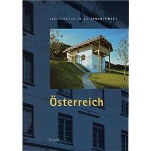 Architektur im 20. Jahrhundert, Bd.1, Österreich