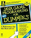 img - for Java Game Programming for Dummies (For Dummies (Computer/Tech)) book / textbook / text book