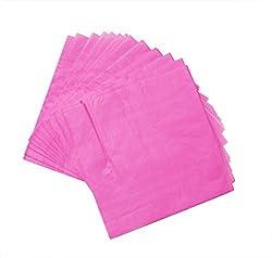 PrettyurParty Paper Napkins (13 x 13) - Pink