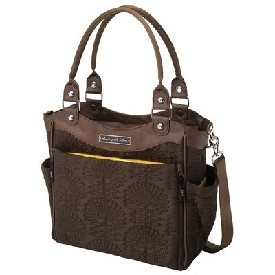 Petunia Pickle Bottom City Embossed Carryall Diaper Bag, Hotel De Ville Stop