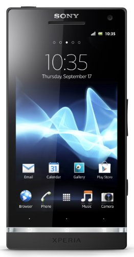 Link to Sony Xperia S LT26i-BK Unlocked Phone with 12 MP Camera, Android 2.3 OS, Dual-Core Processor, and 4.3-Inch Touchscreen–U.S. Warranty (Black) Get Rabate