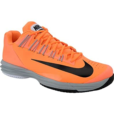 b4786834d742 nike lunar ballistec orange sneakers shoes