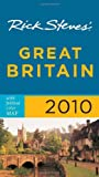 Rick Steves' Great Britain 2010 with map (1598802933) by Steves, Rick