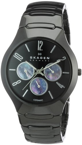 Skagen Ladies Ceramic Watch 817SXBC1